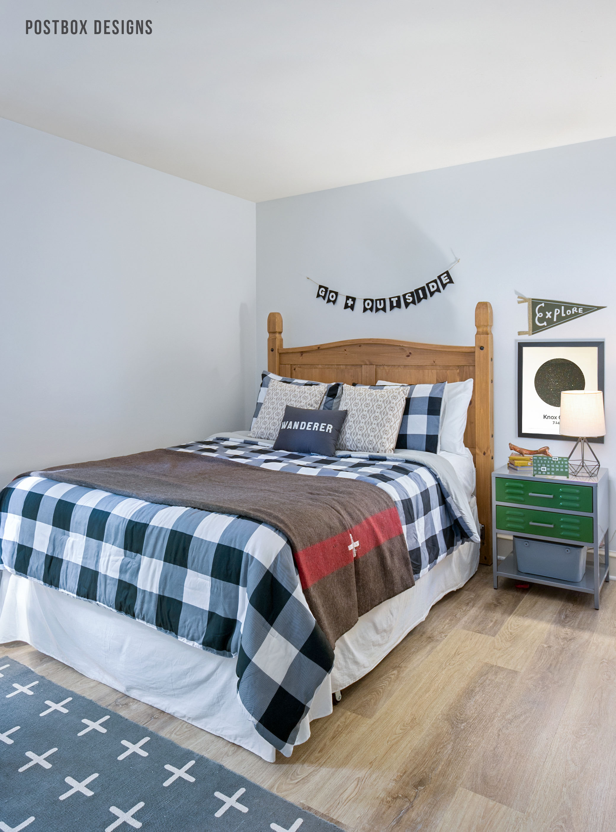 Adventure-Boy-Bedroom-Ideas-Kid-Bedroom-Makeover-Postbox ...