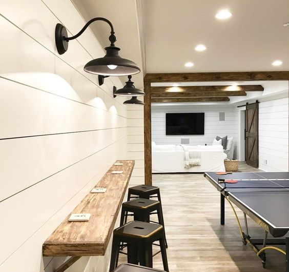 Postbox Designs, Interior E-Design: 5 Ways to Create a Basement Family Room You Will WANT to Use, Kid Hang-Out Space, Basement Family Room Ideas via Online Interior Design, Image source via Pinterest