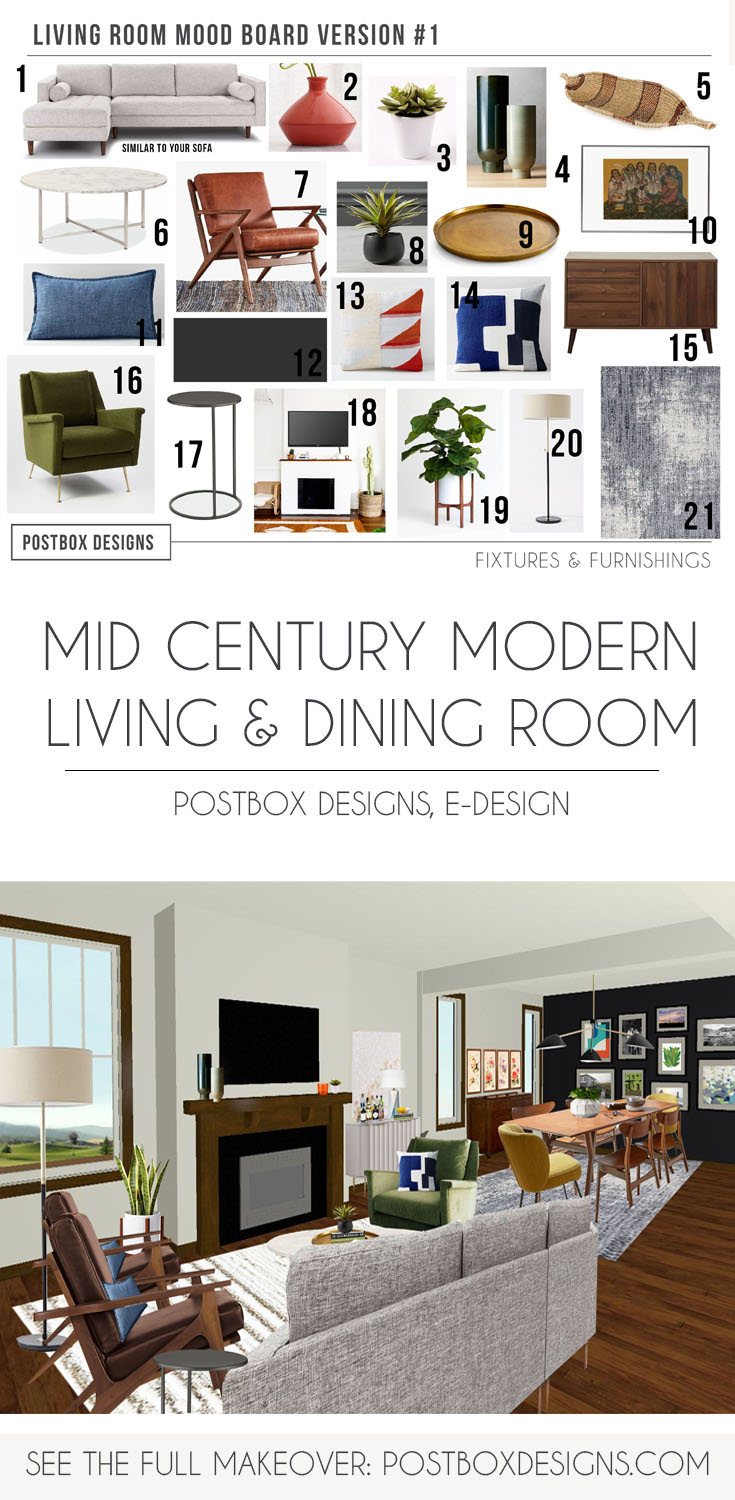Do Family Friendly Mid Century Modern Design Go Together Yup Postbox Designs