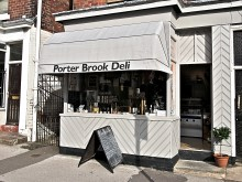 8. Porter Brook Deli. Sheffield S11