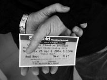 10. World Snooker Championship Sheffield 2014