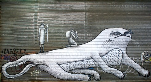 1. Phlegm Sheffield 2010