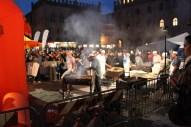 Outdoor event in Pzza Maggiore