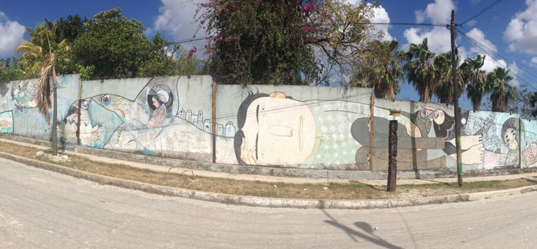 Muraleando – the artistic Cuban neighbourhood