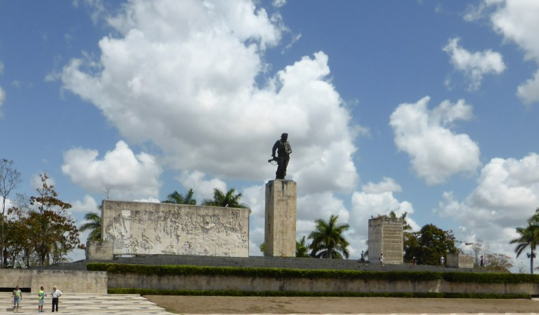 Santa Clara and the Che Guevara Mausoleum