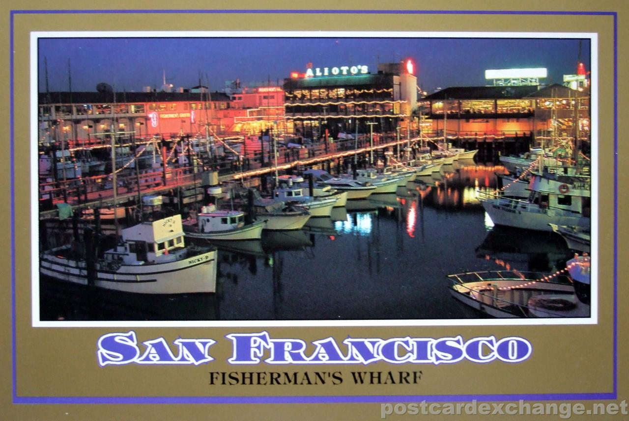 Best Seafood Restaurant Fishermans Wharf San Francisco