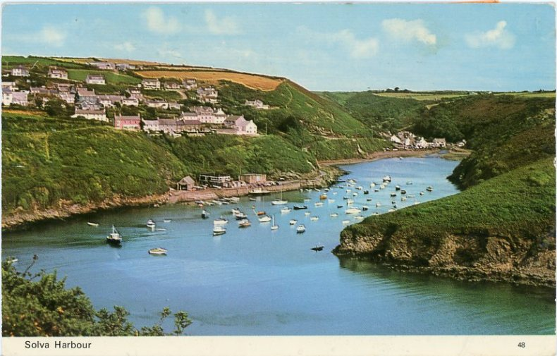 Postcard from the past Past Postcard Solva episode 2 podcast from the past Mathew Horne Sophie Scott Tom Jackson