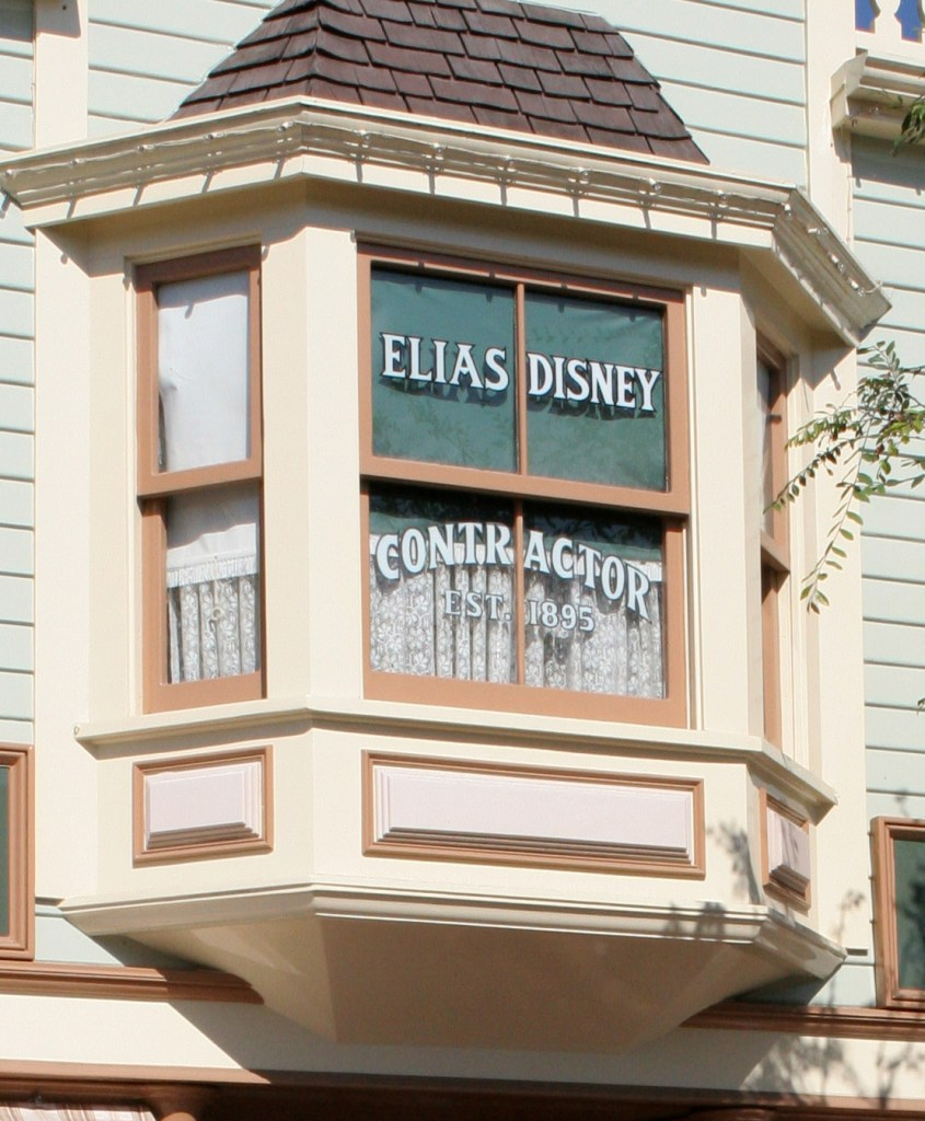 ELIAS DISNEY, CONTRACTOR, EST. 1895