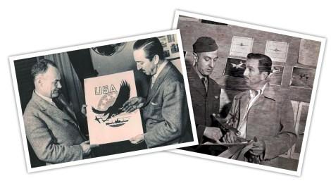 Walt Disney: WWII