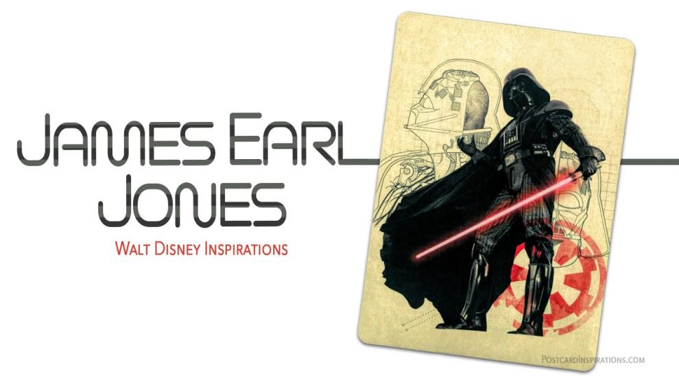 Walt Disney Inspirations: James Earl Jones