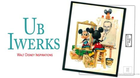 Walt Disney Inspirations: Ub Iwerks