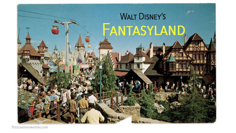 Walt Disney's: Fantasyland