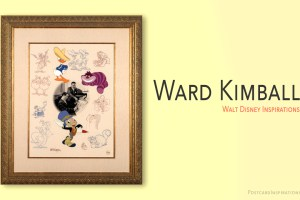 Ward Kimball: Walt Disney Inspirations