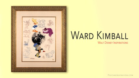 Ward Kimball: Walt Disney Inspirations