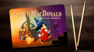 Jimmy MacDonald: Walt Disney Inspirations