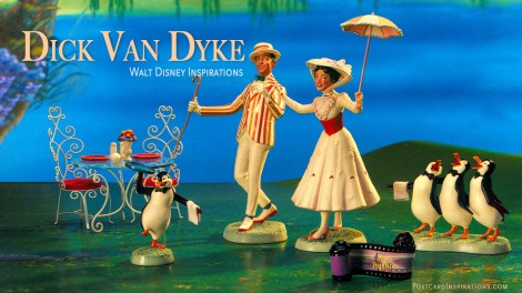 Dick Van Dyke: Walt Disney Inspirations
