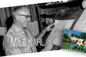 Milt Kahl: Disney Inspirations