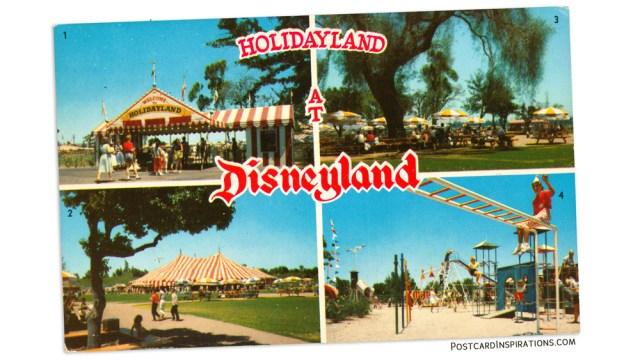 Disneyland's Holidayland: A Beautiful Bit of the Forgotten World of Disney