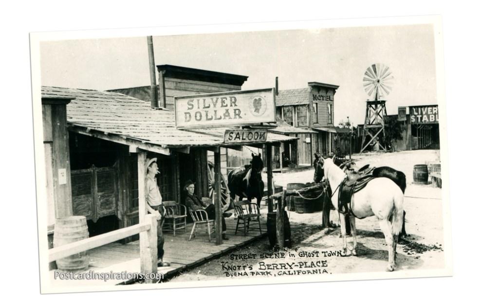 The History of Knott's Berry Farm