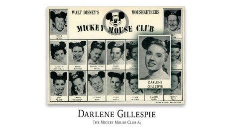 Darlene Gillespie: The Mickey Mouse Club #4