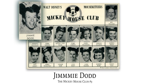 Jimmie Dodd: The Mickey Mouse Club #9