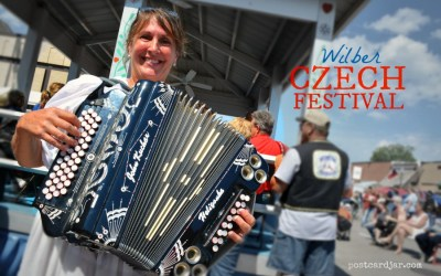Wilber festival is worth Czeching out.