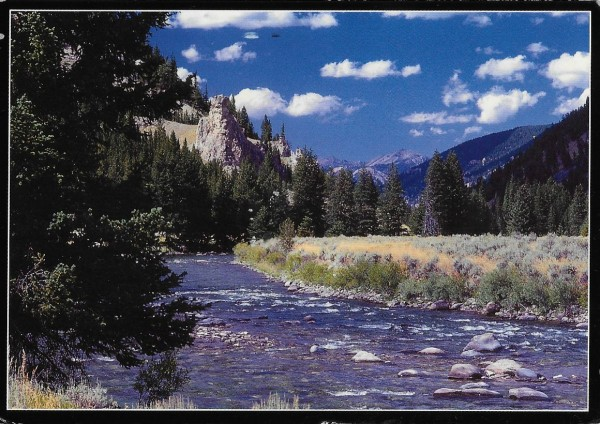 Postcards from National Parks