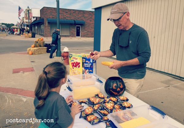 Robin Whitley from Bunge Milling talks about the different corn products, including those used in cereals like Corn Pops and Frosted Flakes.