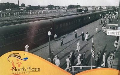 A postcard from North Platte, NE