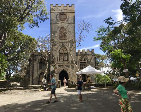 St. John's Parish Church in Barbados