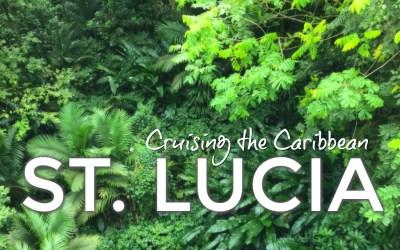 Cruising the Caribbean: St. Lucia