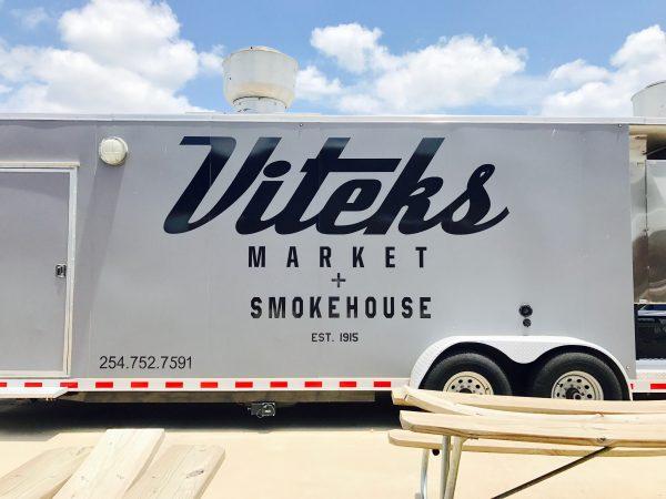 Vitek's BBQ in Waco, Texas