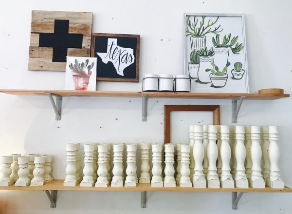 Things we loved about the Harp Design Company in Waco, Texas