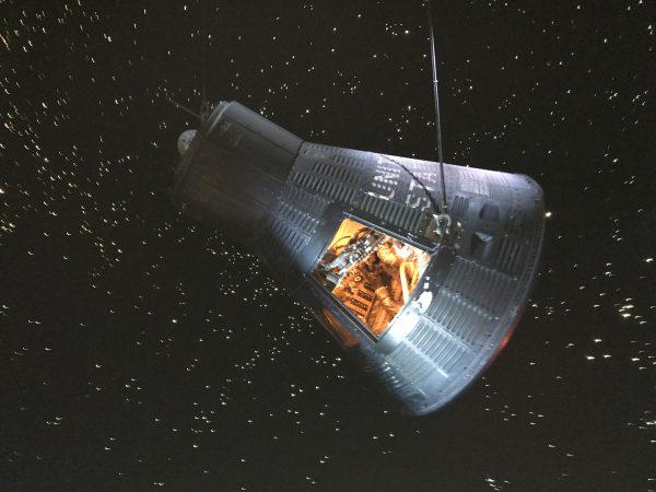 Faith 7 Mercury Space Craft