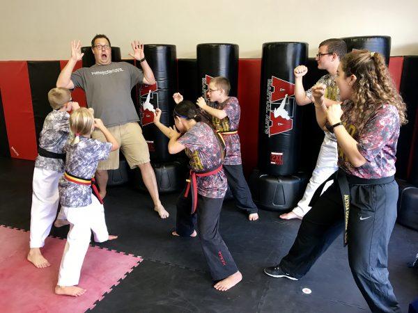 Gold Star Martial Arts, Crete, Nebraska