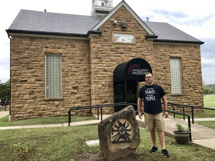 Osage Nation Museum, Pawhuska, Oklahoma