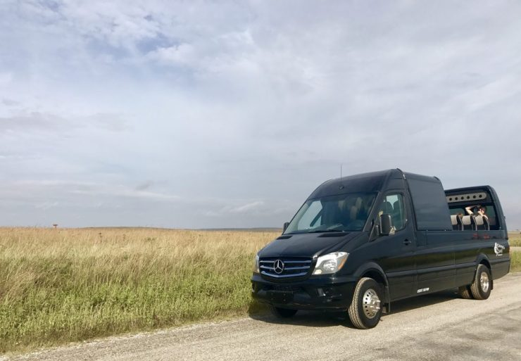Roaming the Osage - Historic/Scenic Tour van, Pawhuska, Oklahoma