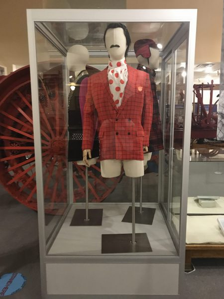 Johnny Carson's costumes from The Tonight Show