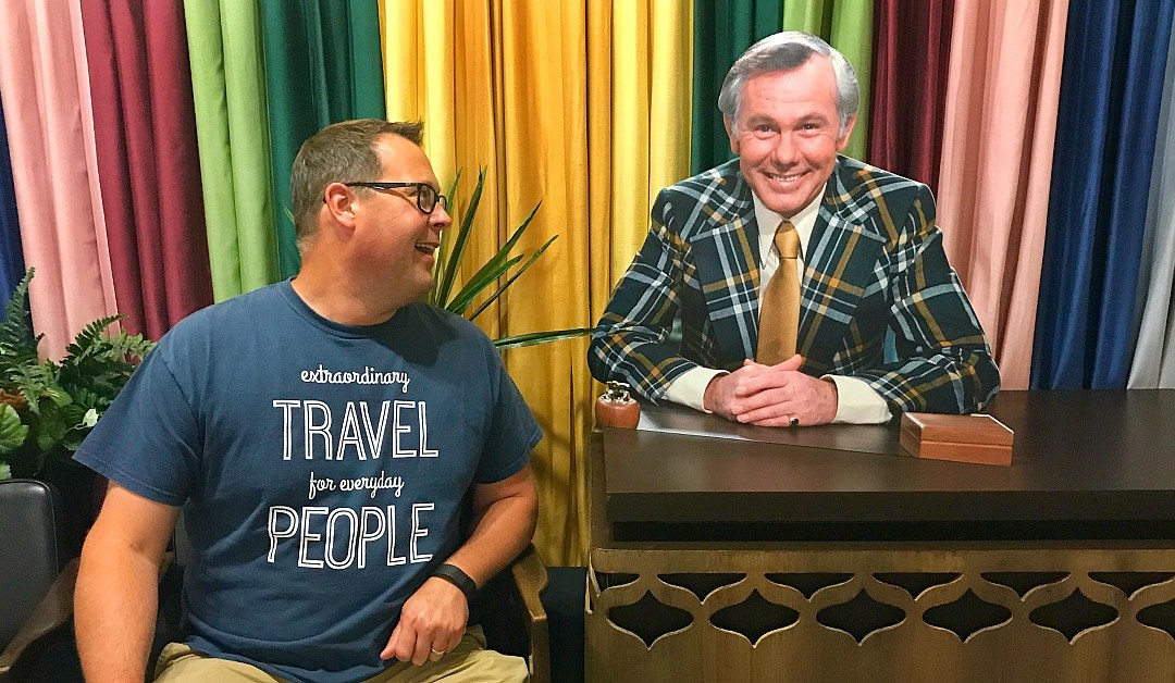 Talking with Johnny and other things we did in Norfolk and Neligh, Nebraska