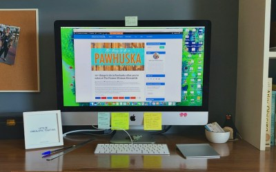 All about Kristin Chenoweth, page caches, and a Pawhuska post (say that 10 times)