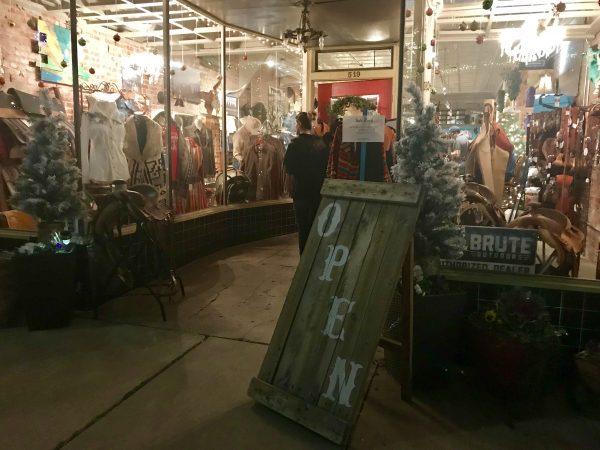 Osage Outfitters, Pawhuska, Oklahoma
