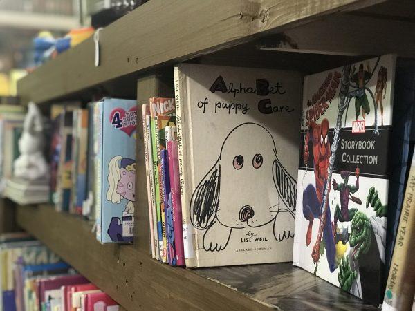 Book Burrow books, Pawhuska, Oklahoma