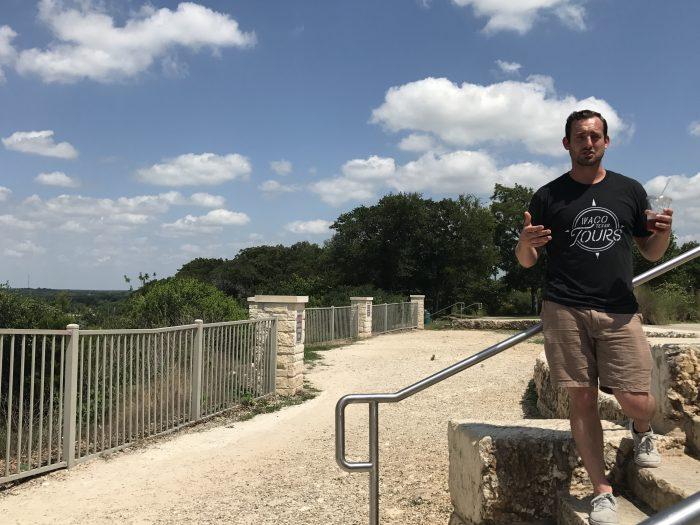 Lucas Fowler, Waco Tours, Waco, Texas