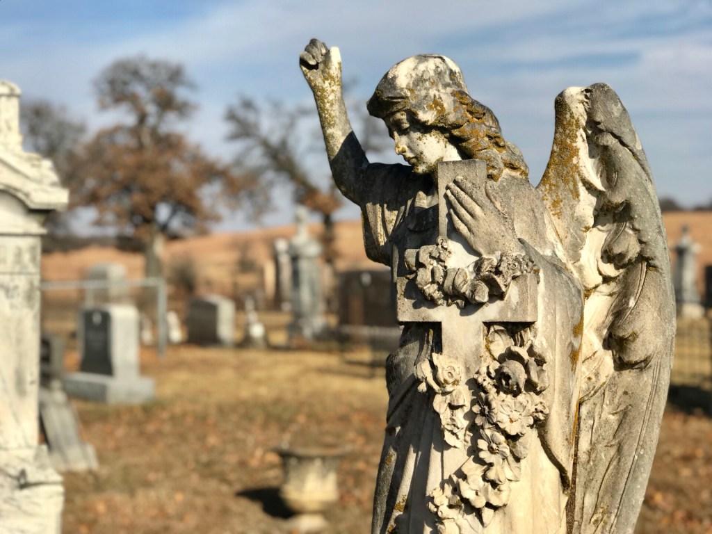 Gray Horse Cemetery, Gray Horse, Oklahoma