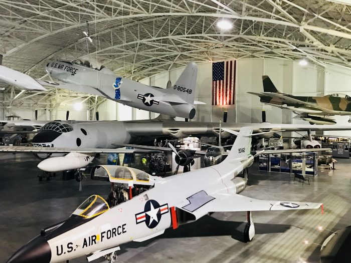 SAC Museum hangar, Ashland, Nebraska.
