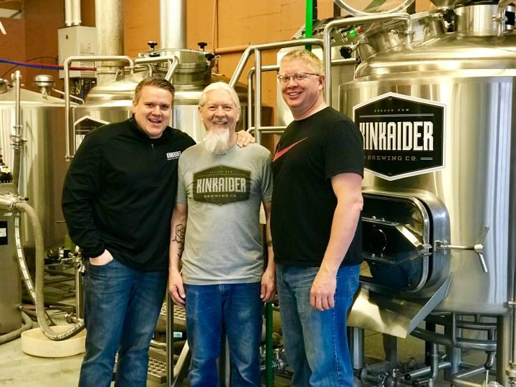 Kinkaider Brewing, Broken Bow, Nebraska