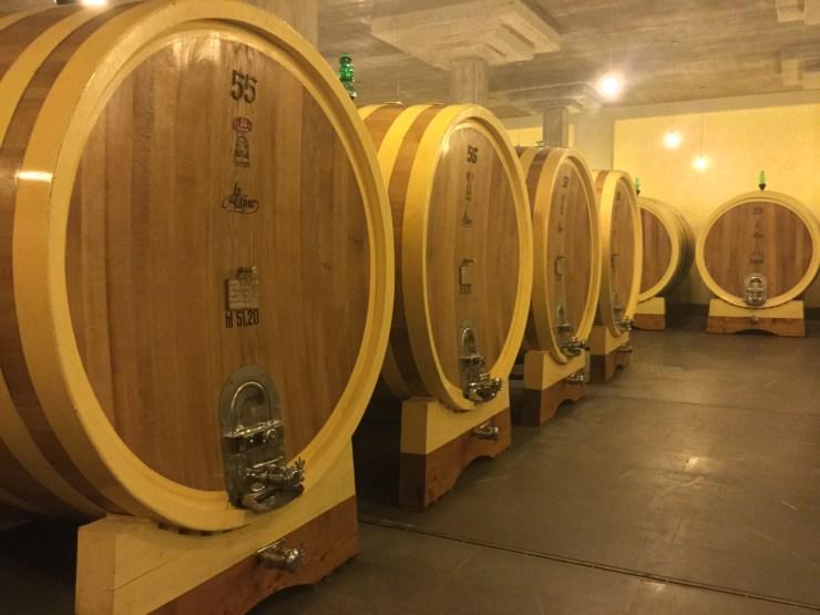 Montalcino wine