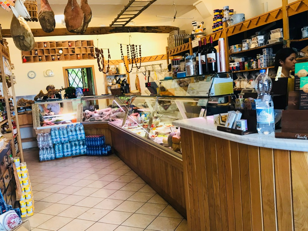Antica Salumeria Salvini, Siena, Italy is home to some delicious Tuscan food