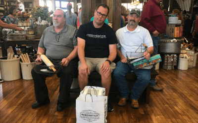 8 things for men to do while their wives shop at The Pioneer Woman Mercantile, including a suggestion from Ladd Drummond, himself