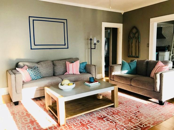 Pawhuska living room